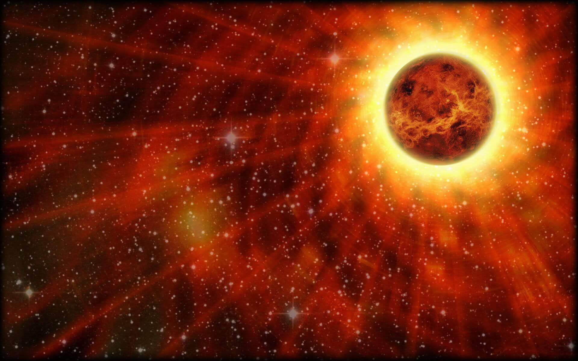 venus planet images - HD1920×1200